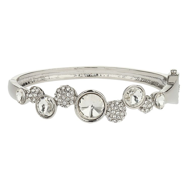 Mikey Stone Set Crystal Ball Lock Cuff - Product number 2166313