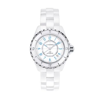 Chanel J12 Limited Edition White Ceramic Bracelet Watch - Product number 2183641