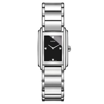 Rado Integral Ladies' Stainless Steel Diamond Bracelet Watch - Product number 2187167