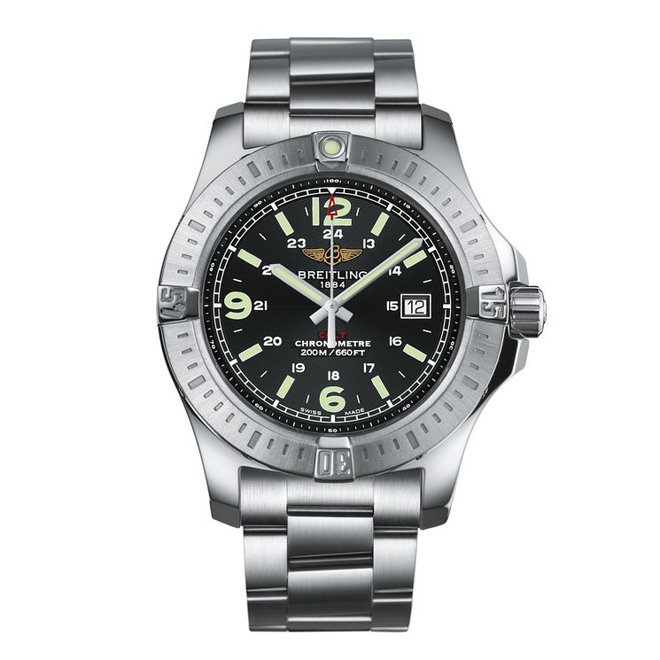 Breitling Colt Quartz men's stainless steel bracelet watch - Product number 2190524