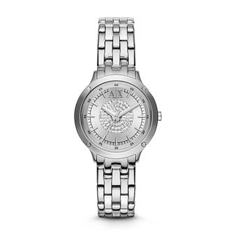 Armani Exchange Ladies' Active Stainless Steel Watch - Product number 2190702
