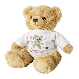 Cotton Zoo Tweed the Bear Girls Teddy - Product number 2210460