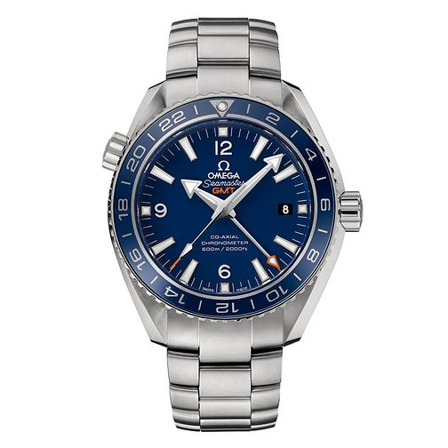 Omega Seamaster Planet Ocean 600M men's bracelet watch - Product number 2214865