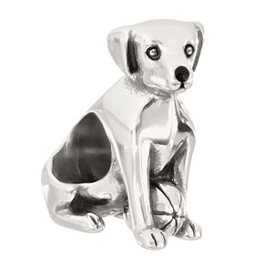 Chamilia sterling silver labrador bead - Product number 2225662