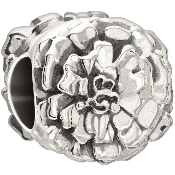 Chamilia Marigold sterling silver bead - Product number 2226227
