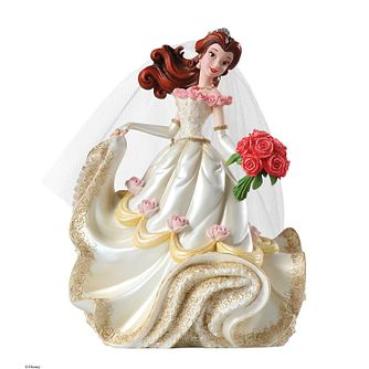Disney Showcase Beauty And The Beast Belle Bridal Figurine - Product number 2231654
