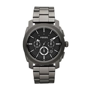 Fossil Machine men's stainless steel bracelet watch - Product number 2233207