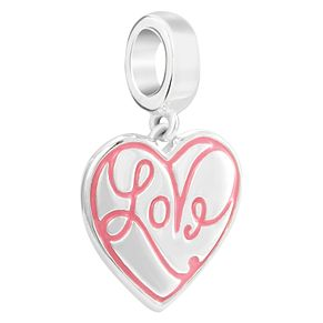 Chamilia Loopy Love Heart Charm - Product number 2235994