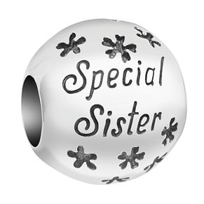 Chamilia Inspirations Special Sister Sterling Silver Charm - Product number 2237318