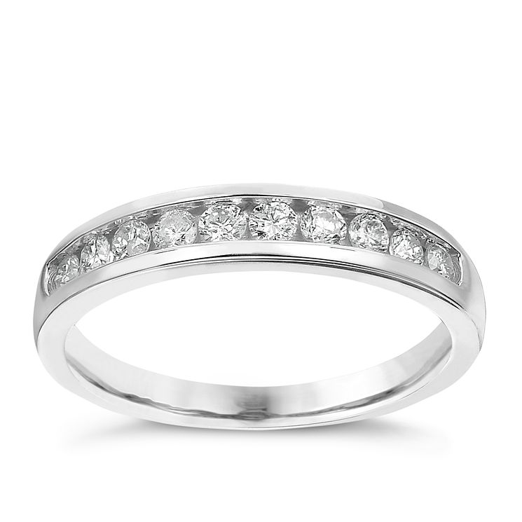 cut solitaire round gold white band attachment carat of bands eternity diamond ct lovely engagement ring