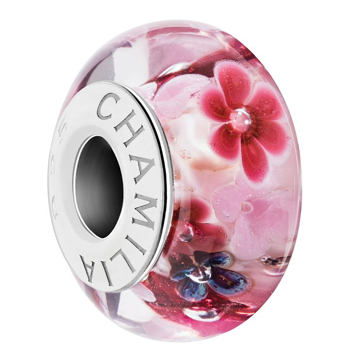 Chamilia Murano Glass Garden Flower Bouquet Charm - Product number 2241757
