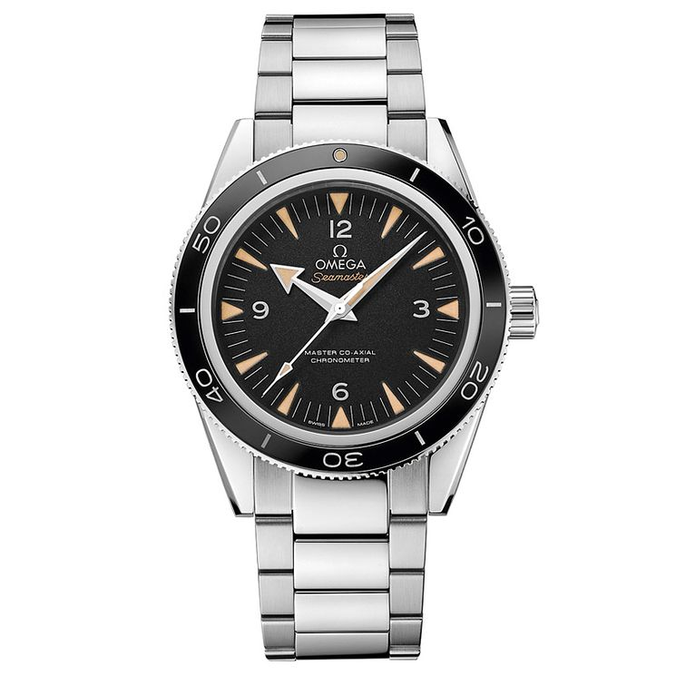 Omega Seamaster 300M men's stainless steel bracelet watch - Product number 2243113