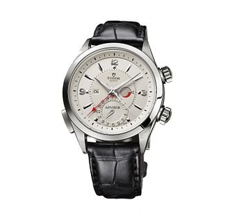 Tudor Advisor Men's Titanium Strap Watch - Product number 2244543