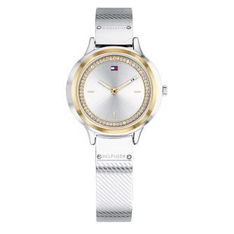 Tommy Hilfiger Olivia Ladies' Stainless Steel Bangle Watch - Product number 2323176