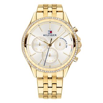 Tommy Hilfiger Ladies' Stainless Steel Bracelet Watch - Product number 2323559