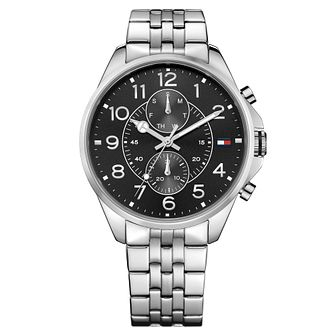 Tommy Hilfiger Dean Men's Stainless Steel Bracelet Watch - Product number 2323834