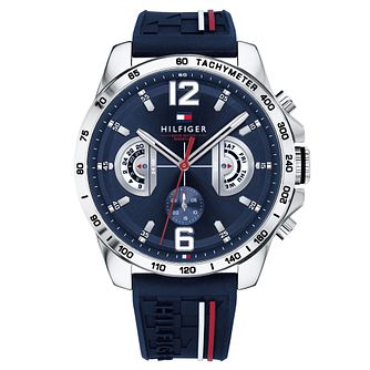 Tommy Hilfiger Decker Men's Stainless Steel Bracelet Watch - Product number 2324504