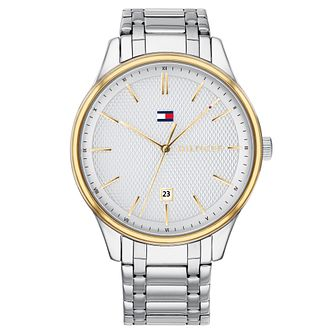 Tommy Hilfiger Damon Men's Stainless Steel Bracelet Watch - Product number 2324644