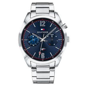 Tommy Hilfiger Deacan Men's Stainless Steel Bracelet Watch - Product number 2325152