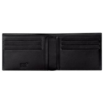 Montblanc black leather wallet - Product number 2327589