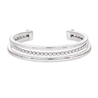 Tommy Hilfiger Ladies' Stainless Steel Stack Cuff Set - Product number 2330784