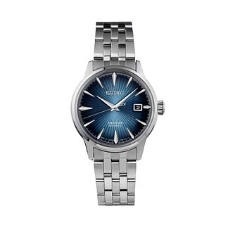 Seiko Presage Cocktail Time Men's Bracelet Watch - Product number 2346648