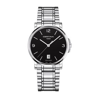 Certina Caimano men's stainless steel bracelet watch - Product number 2352370