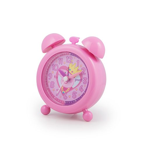 Peppa Pig Pink Alarm Clock - Product number 2364131