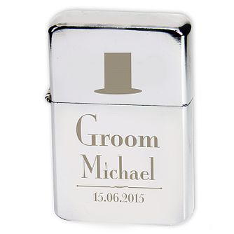 Decorative Wedding Groom Lighter - Product number 2392143