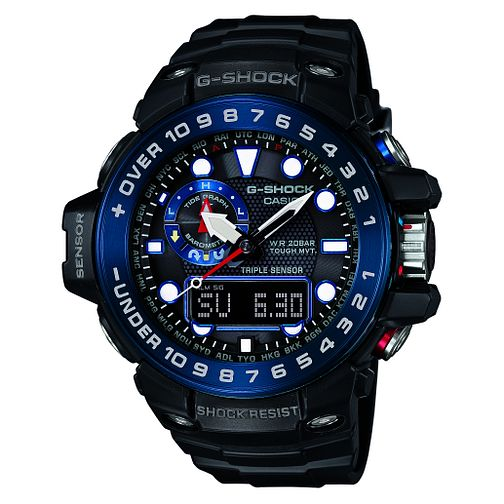 Casio G-Shock Gulfmaster men's ion-plated bracelet watch - Product number 2399733