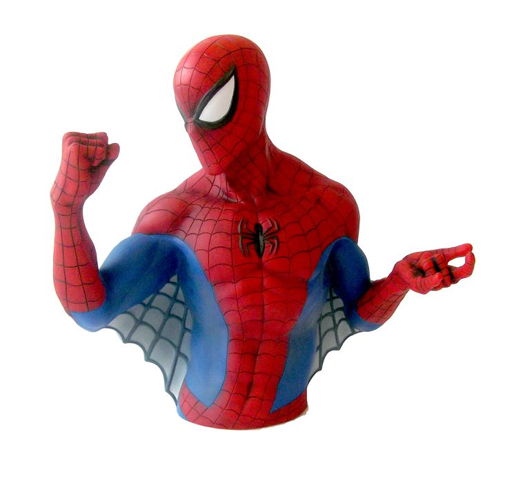 Marvel Spiderman Money Bank - Product number 2449005