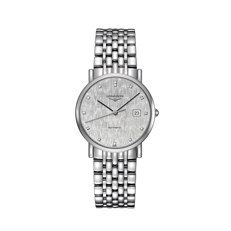 Longines Elegant men's stainless steel bracelet watch - Product number 2468522