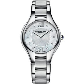 Raymond Weil Noemia Ladies' Stainless Steel Bracelet Watch - Product number 2469057