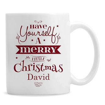 Have Yourself A Merry Little Christmas Mug - Product number 2547848