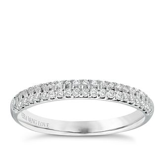 White Gold Wedding Rings Ernest Jones
