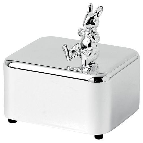 Royal Doulton Silver Plated Bunnykins Music Box - Product number 2622408