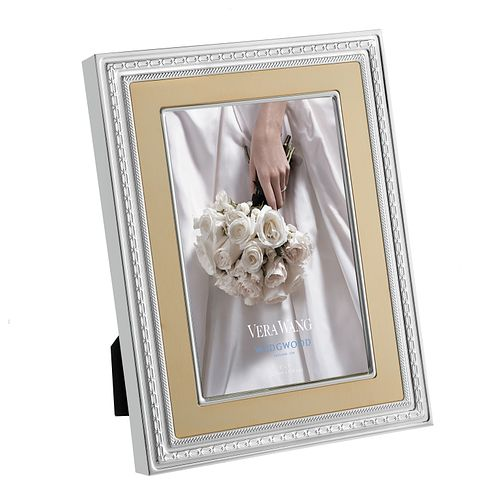Wedgwood With Love gold photo frame 5x8 - Product number 2622475