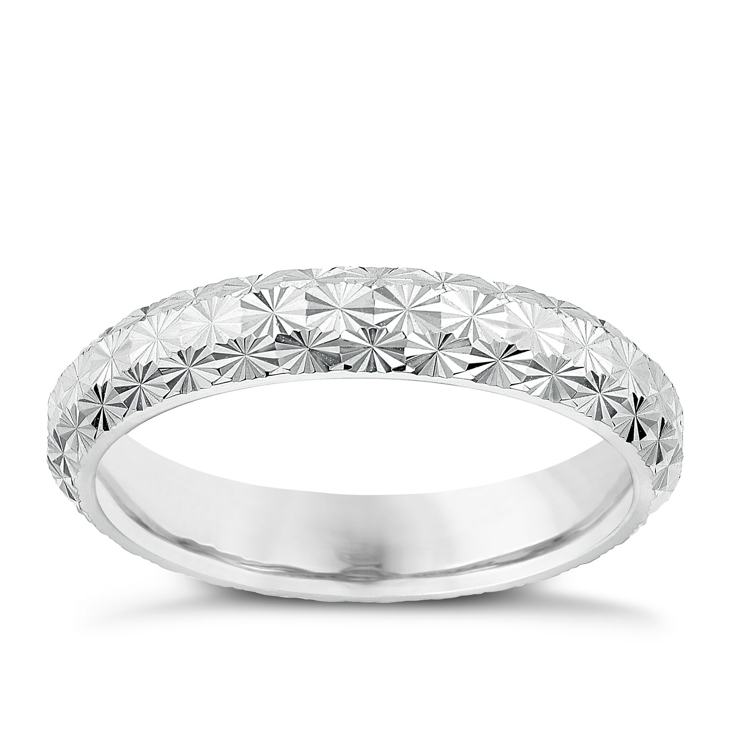 leaf band sterling from p rings ring thailand wedding flower siam and bouquet novica silver
