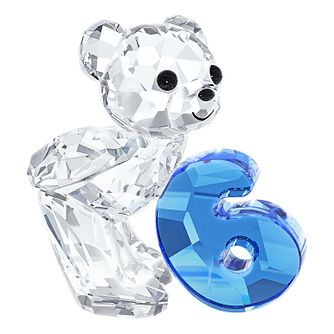 Swarovski Crystal Kris Bear Number Six - Product number 2778815
