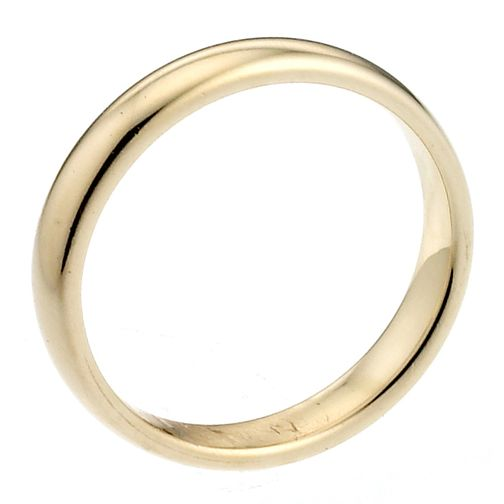 22ct Yellow Gold 2mm Extra Heavy Court Ring - Product number 2801299
