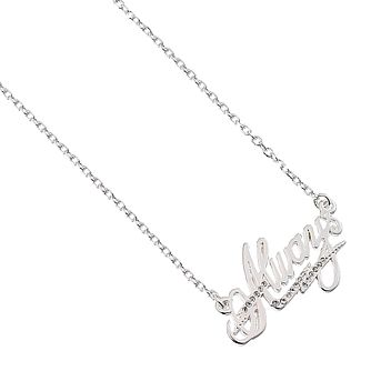 Harry Potter Silver & Swarovski Always Necklace - Product number 2822024