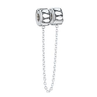 Chamilia Leaf Lock with Safety Chain - Product number 2826917