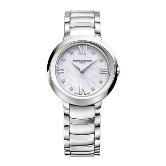 Baume & Mercier Promesse ladies' bracelet watch - Product number 2832240