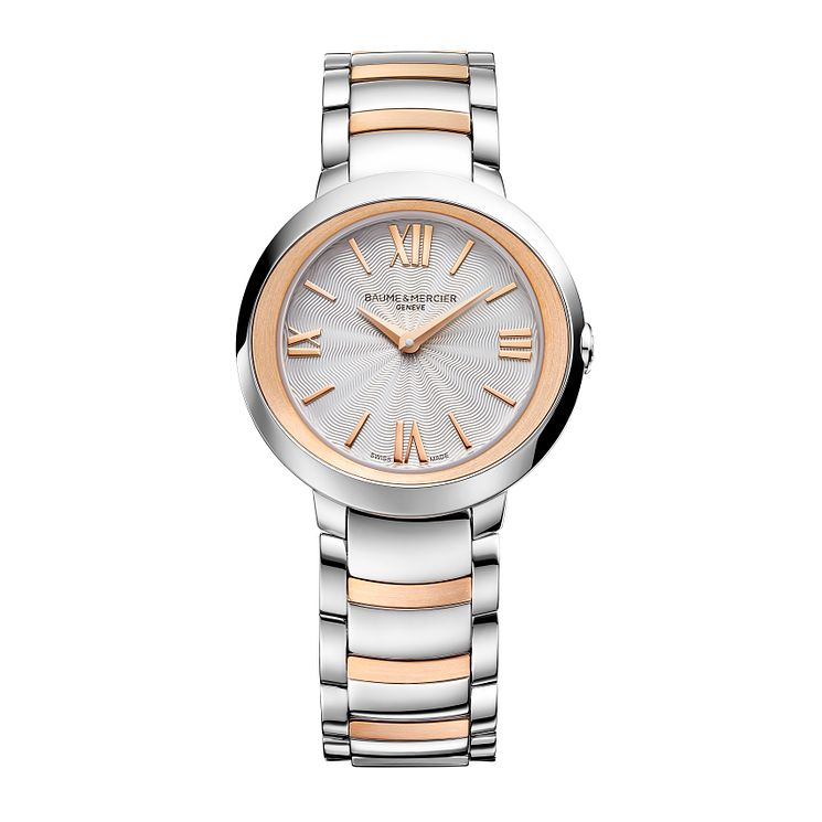 Baume & Mercier Promesse ladies' bracelet watch. - Product number 2832259