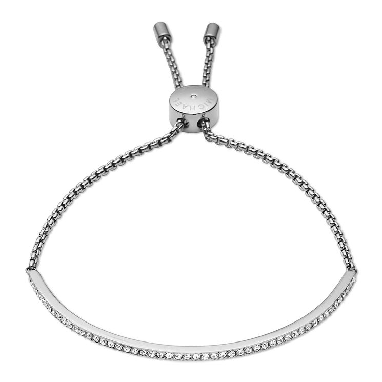 Michael Kors Stainless Steel Bar Chain Bracelet - Product number 2833379