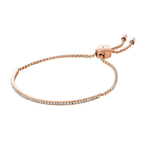 Michael Kors Rose Gold Tone Chain Bracelet - Product number 2833387