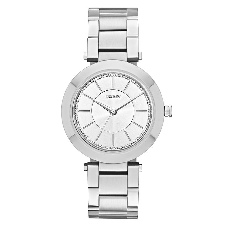DKNY Ladies' Stanhope Stainless Steel Bracelet Watch - Product number 2833646