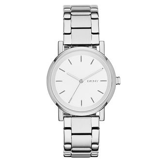 DKNY SoHo Ladies' Stainless Steel Bracelet Watch - Product number 2833808