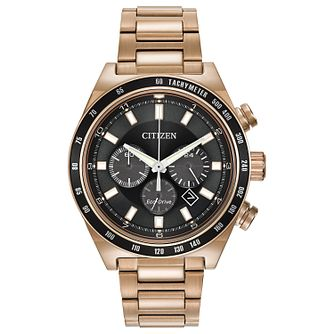 Citizen Men's Eco-Drive Chronograph Watch - Product number 2840499