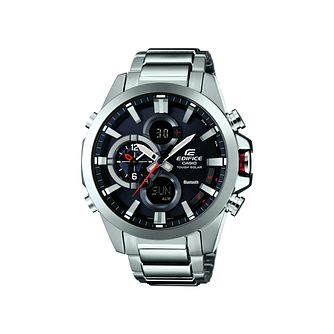 Casio Edifice Men's Stainless Steel Bluetooth Watch - Product number 2841142